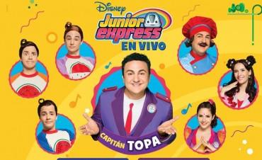 El show de Topa llega a Olavarría