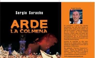 Sergio Sarachu presenta su segunda novela 'Arde La Colmena'