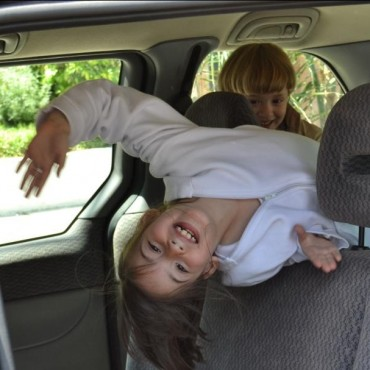 ¿Nuestros niños viajan seguros a la escuela?
