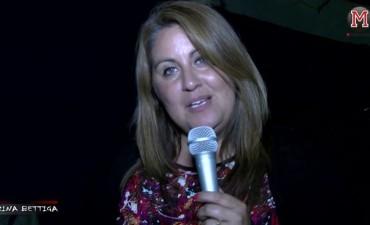 Karina Béttiga en Campo de Juego