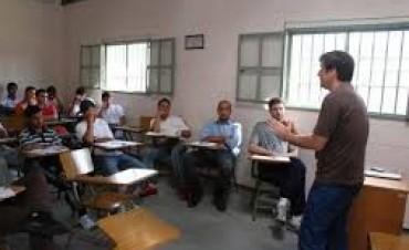 Comenzó el Curso de Introducción a la Vida Universitaria en la Unidad 38