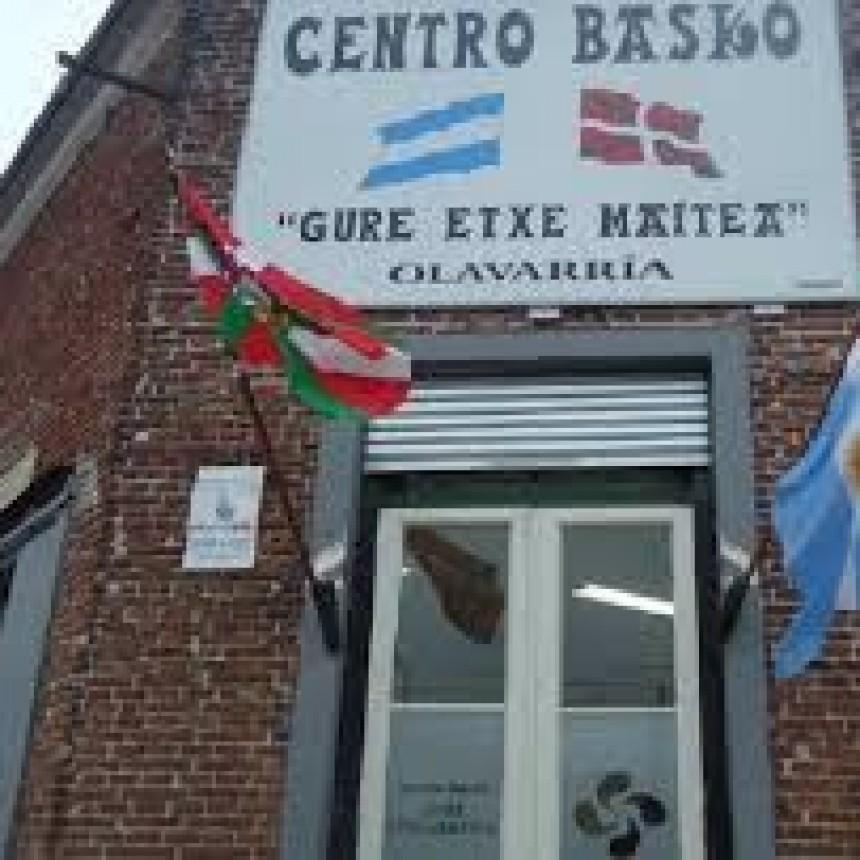 Encuentros de Centros Vascos en Olavarría