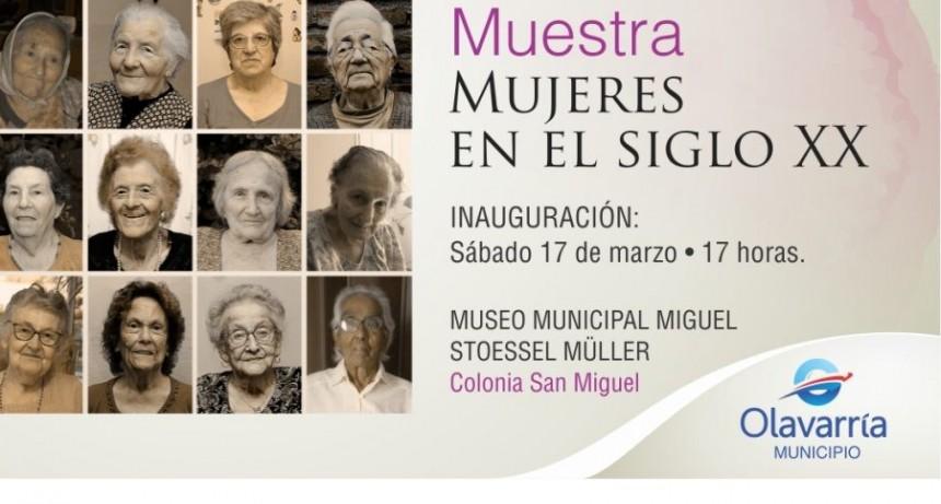 Muestra en Colonia San Miguel