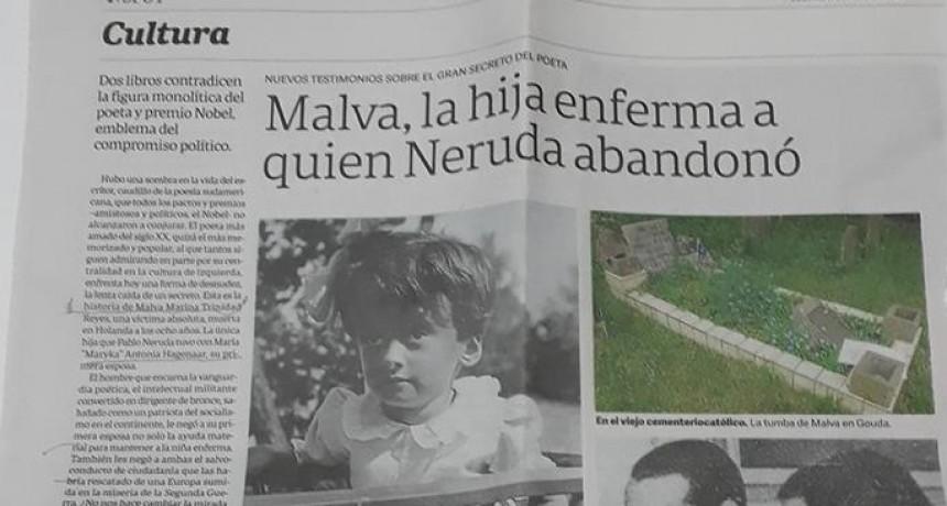 Una historia desconocida sobre Pablo Neruda