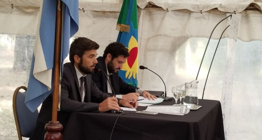 El Concejo Deliberante realizó una sesión extraordinaria en Monte Pelloni