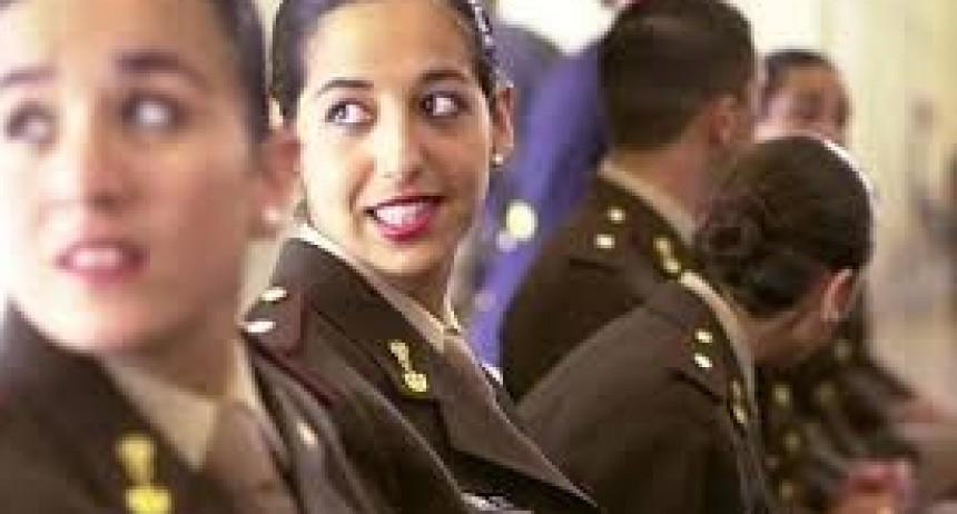 Políticas de Género realizó una intervención en la guarnición del Ejército Local