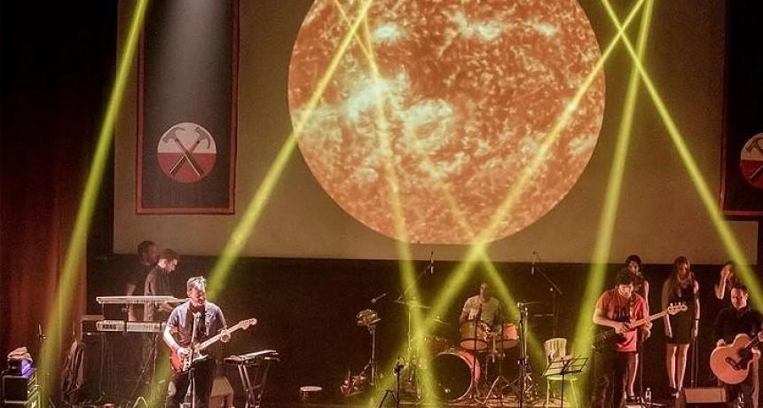Vuelve la experiencia Pink Floyd a Olavarría