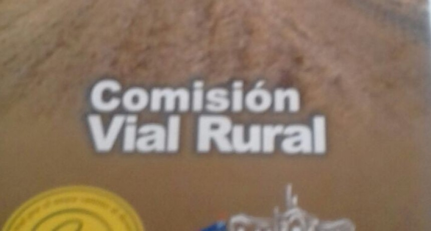 El gerente vial Ing.Luis Chavat, habló de los caminos rurales de Benito Juarez