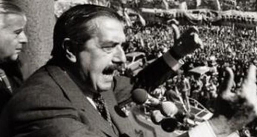 El radicalismo de Olavarría recordará a Raúl Alfonsín