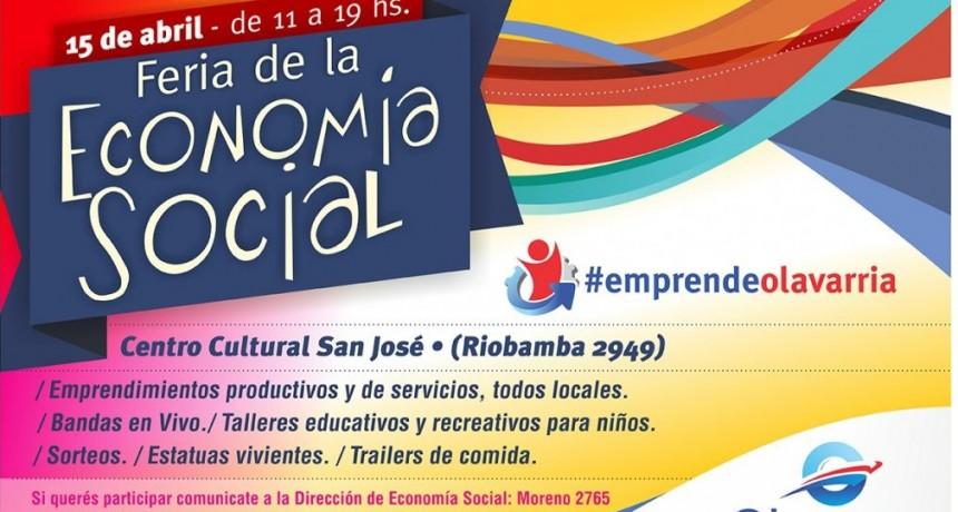 #EmprendeOlavarría Feria de la Economía Social
