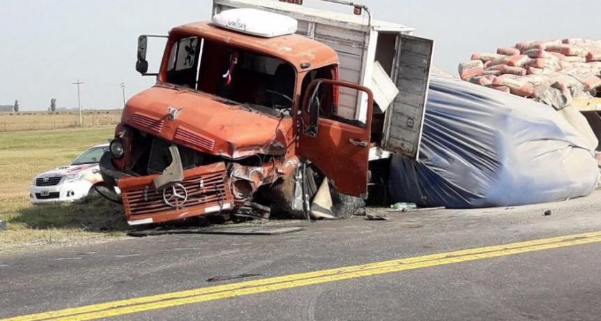 Azul: En nuevo accidente trágico pierden la vida dos personas mayores de edad