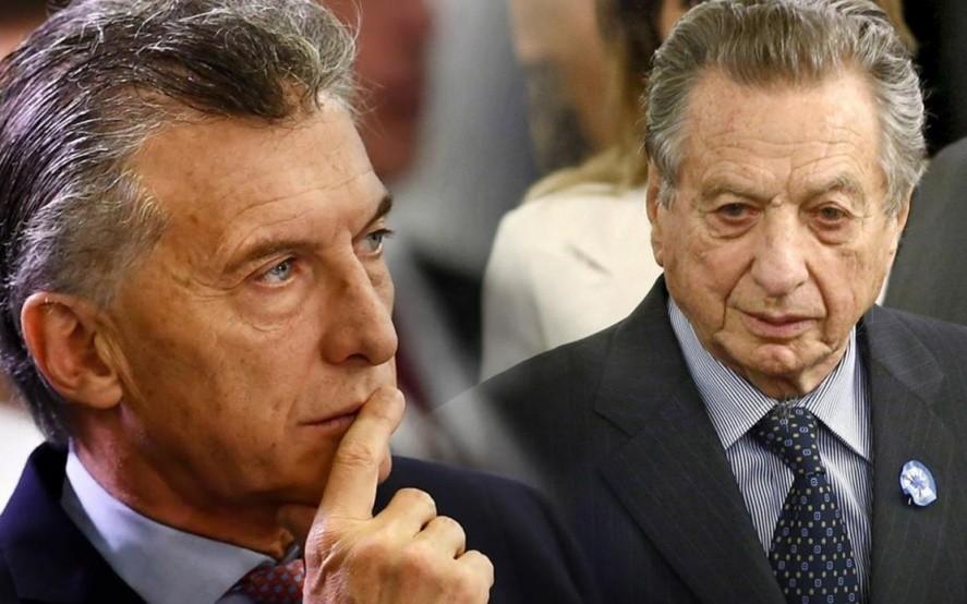 A los 88 años falleció Franco Macri, el padre del Presidente Mauricio Macri
