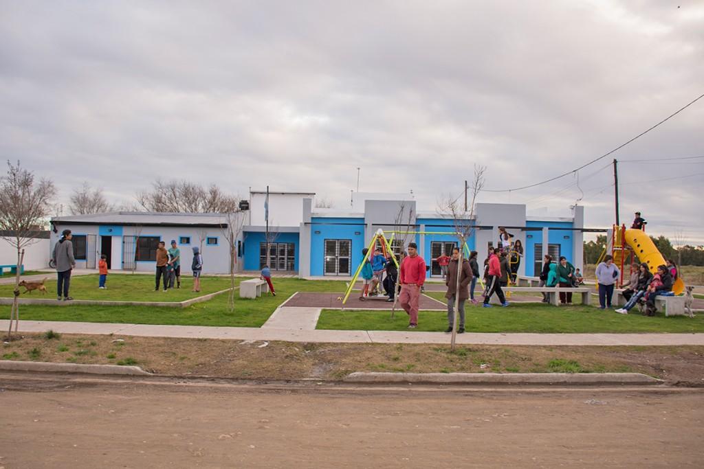 Comienzan los cursos en los NIDO de El Progreso y Villa Magdalena