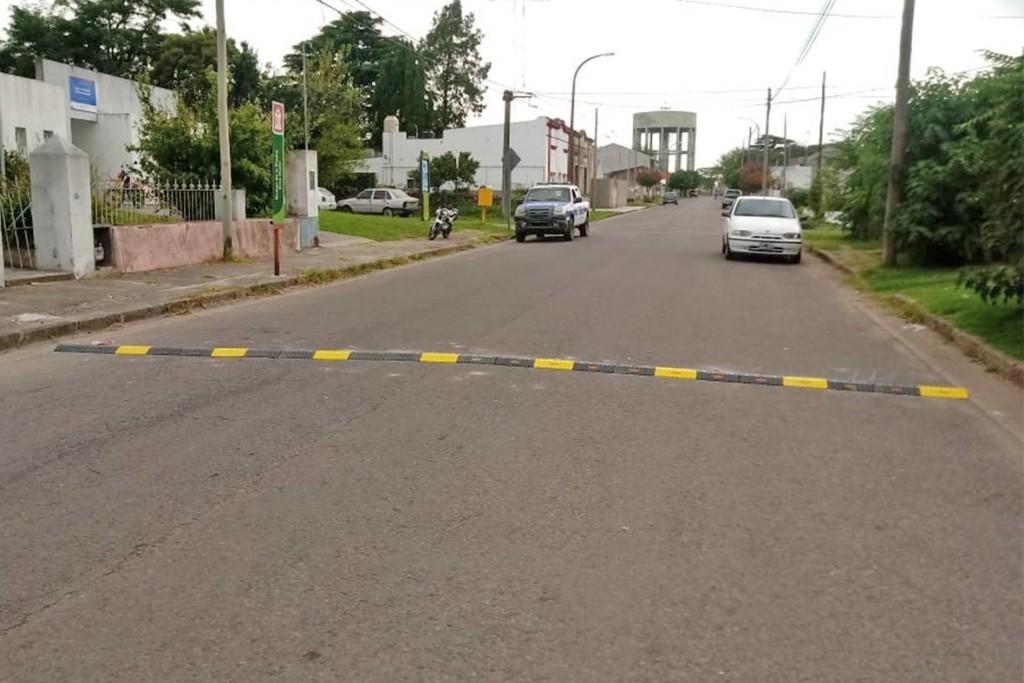 Infraestructura vial: se realizaron trabajos en más de 10 puntos