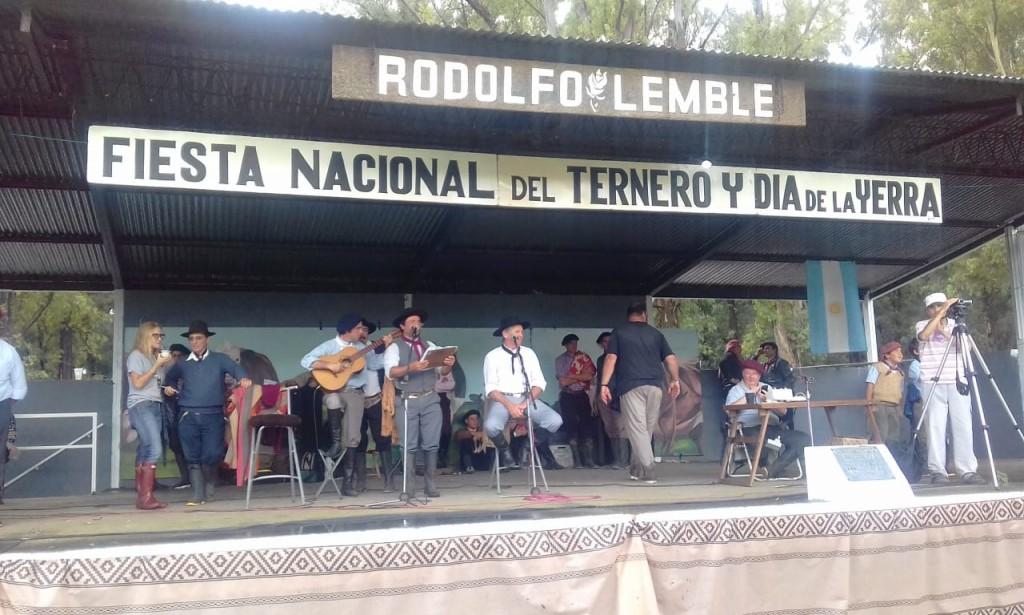 Radio Olavarría en la Fiesta del Ternero y Día de la Yerra