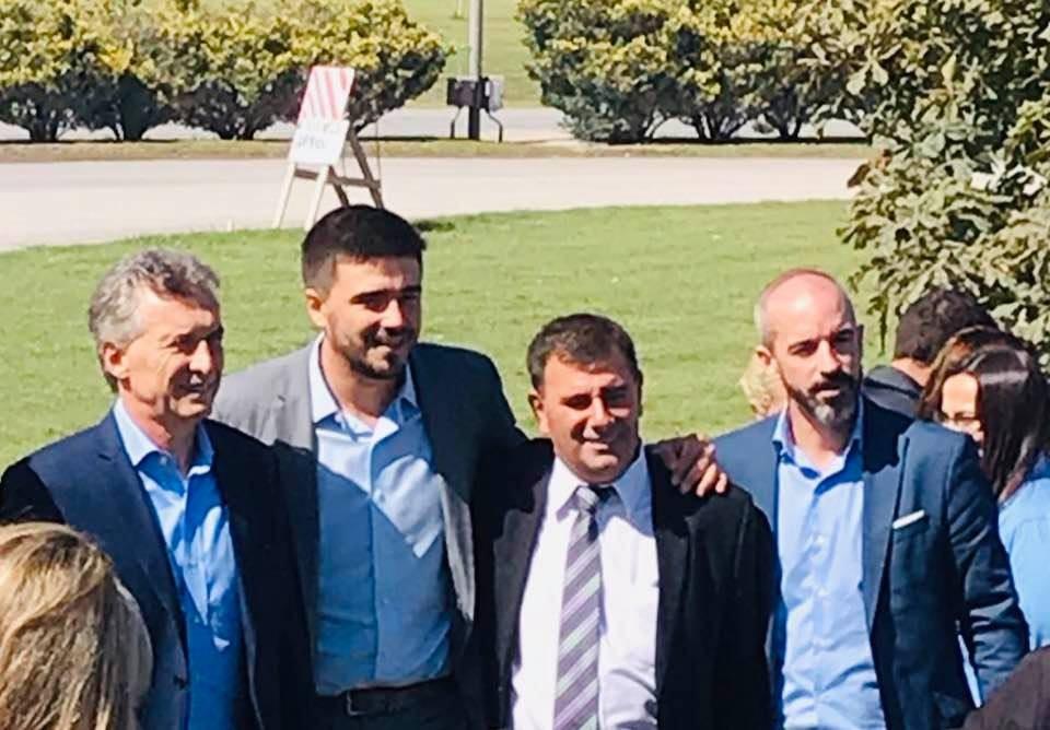 Dalton Jáuregui: 'La gente nos va a volver a dar el apoyo'