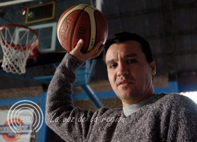 Básquetbol: 'Lobito' Fernández conforme con el equipo