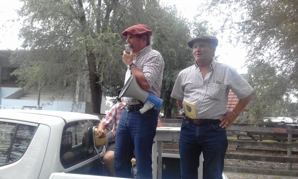 Federico Córdoba repaso el remate de mañana viernes en Olavarría