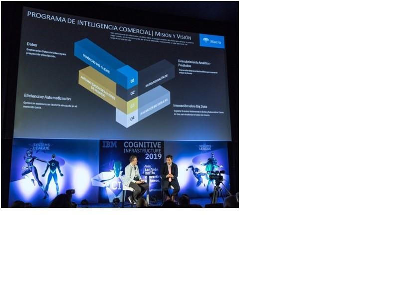 Banco Macro mejora la experiencia de sus clientes con Inteligencia Artificial de IBM