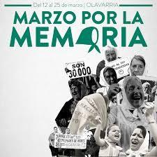 Marzo, mes de la Memoria en la UNICEN sede Olavarría