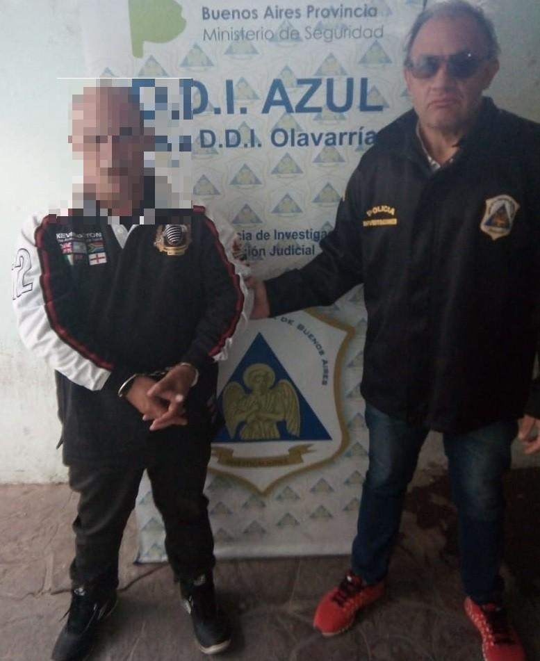 Un detenido acusado de abuso sexual