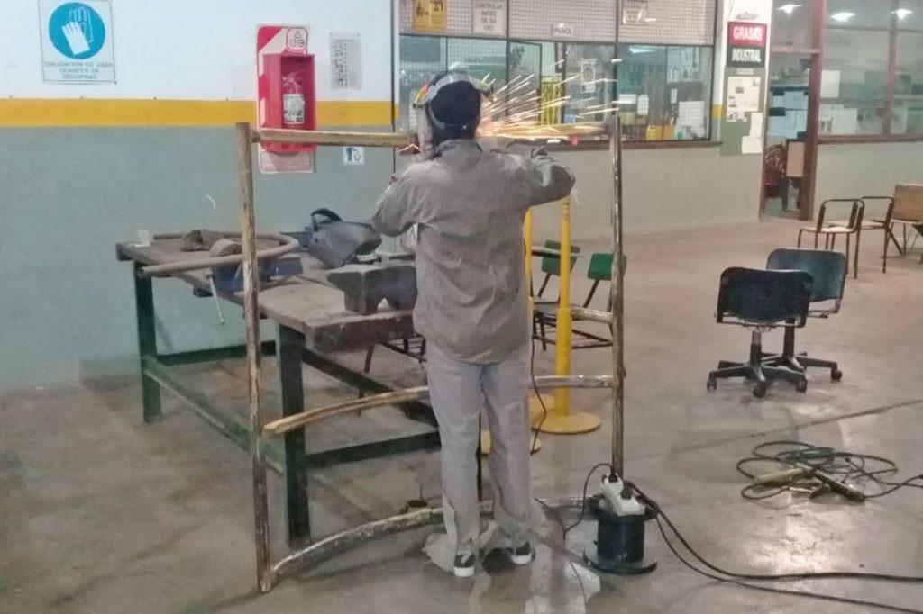 Trabajo interinstitucional en La Máxima
