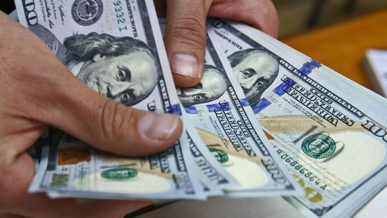 El dólar volvió a marcar un récord y cerró a $44,90 en el Banco Nación