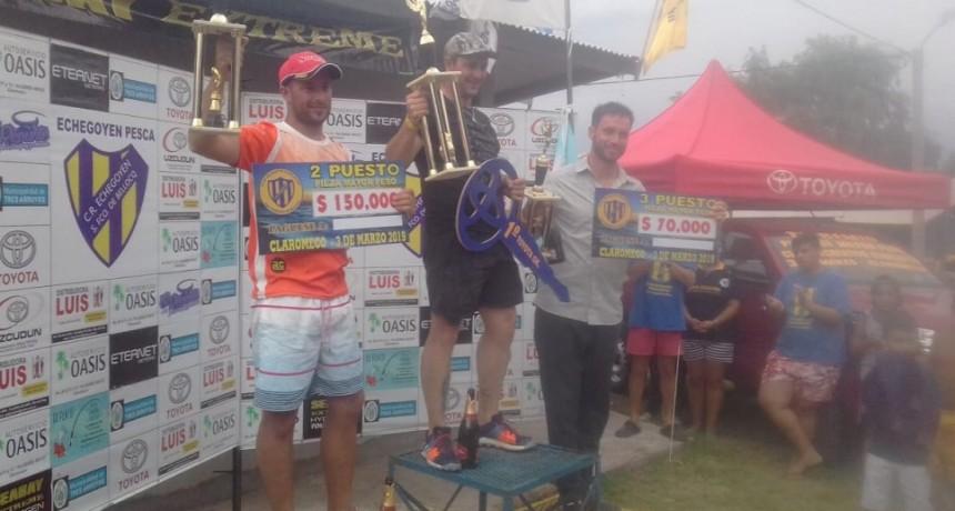 Radio Olavarría en el Torneo de Pesca en Claromecó