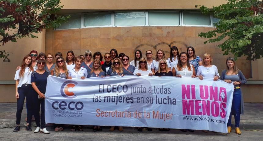 El CECO adhiere al Paro Internacional de Mujeres