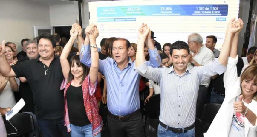 Neuquén: el gobernador Guitérrez, reelecto