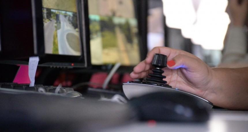 El Centro de Monitoreo suma cámaras de seguridad
