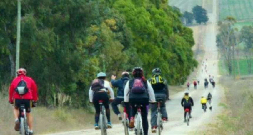 'Olavarría conoce Olavarría' cicloturismo para redescubrir los paisajes de nuestro Partido