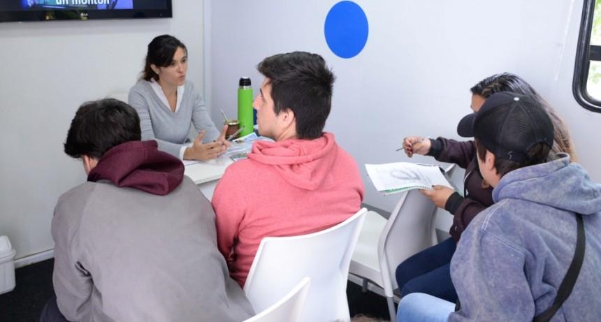 'Empleo Joven' en Olavarría: herramientas para mejorar la inserción laboral