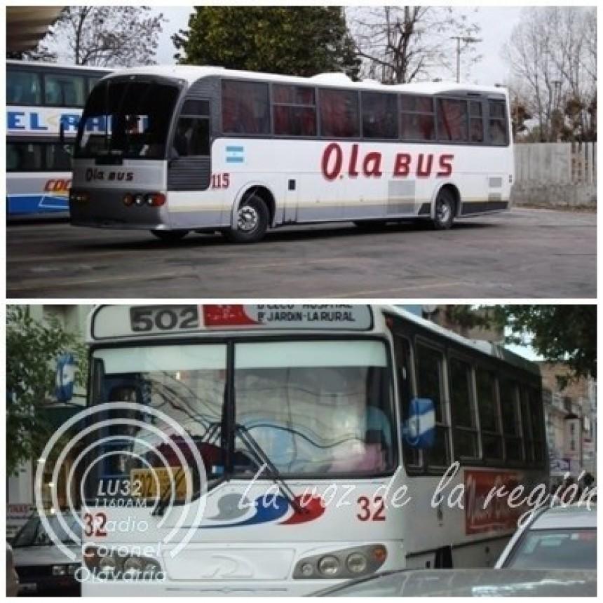 La UTA levanta el turno de 22 a 6 del transporte urbano e interurbano