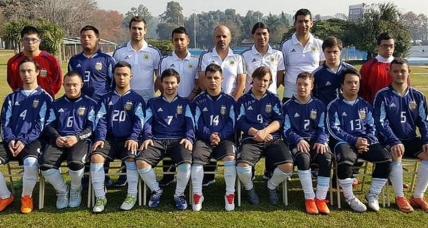 En el día internacional del Síndrome de Down, confirman la llegada de la Selección Nacional de Futsal a Olavarría