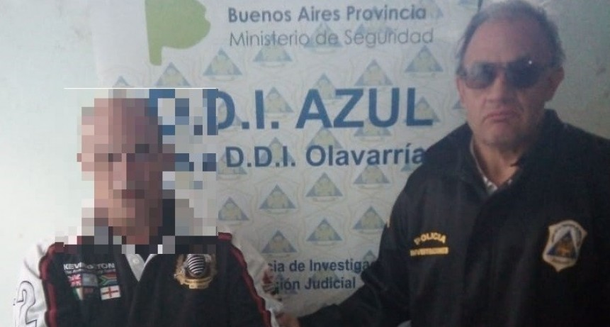 Un detenido acusado de abuso sexual