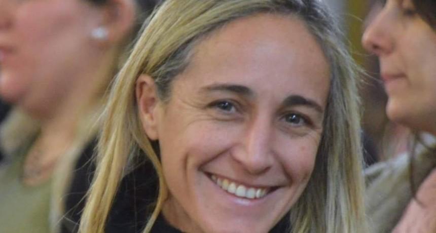 La Dra. Mariana Catanzaro fue distinguida por el HCD  como 'Vecina Destacada'