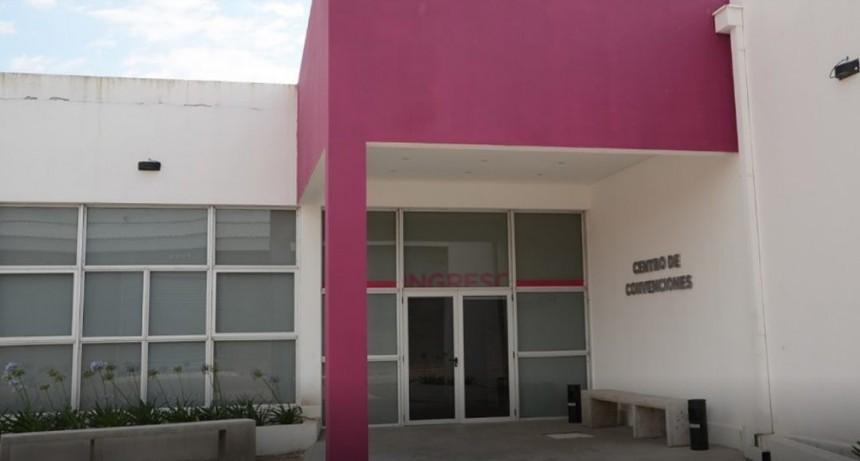 Inauguración del Centro de Acopio transitorio de envases de fitosanitarios en Olavarría