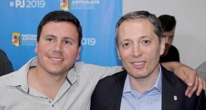 El presidente del PJ Bonaerense estará en Olavarría