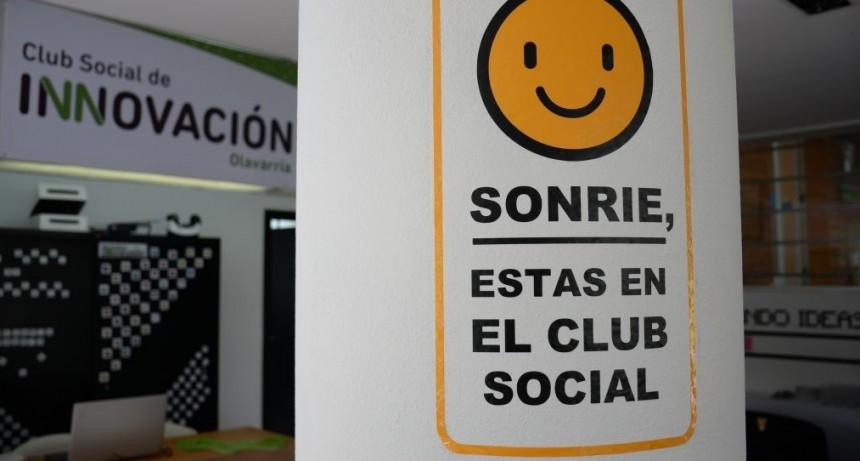 Propuesta para abril del Club Social de Innovación