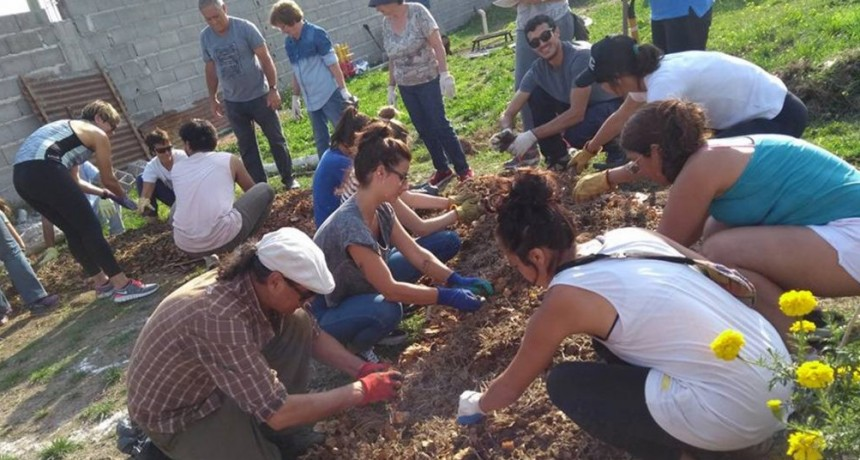 Nuevo Taller de Huerta Agroecológica