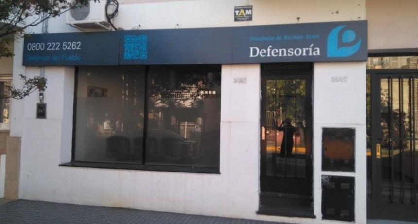 Nueva dirección de la Defensoría del Pueblo bonaerense en Olavarría