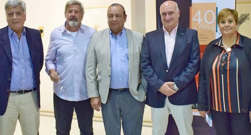 Se celebraron los 40 años de la alianza entre la Universidad Pública y el Municipio de Tres Arroyos