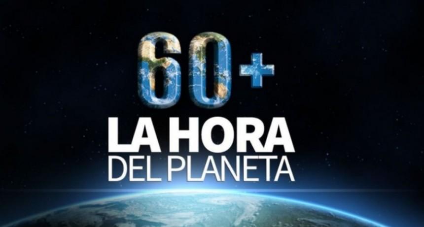 Coopelectric Informa: adhesión a la Hora del Planeta