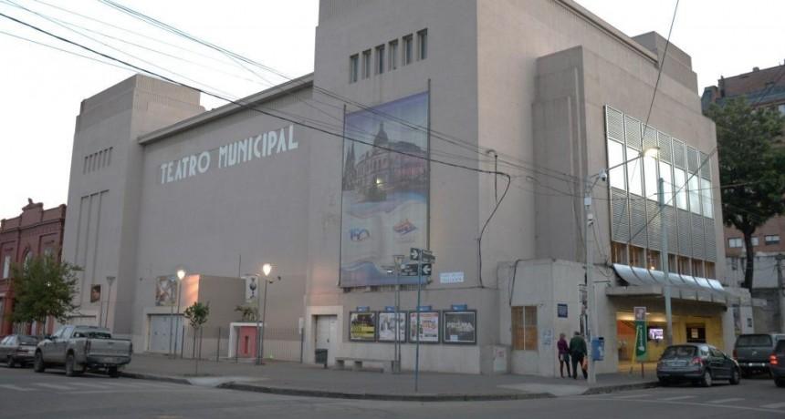 Abril: variada agenda en el Teatro Municipal