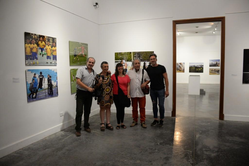 La muestra más importante de fotoperiodismo en el Centro Cultural