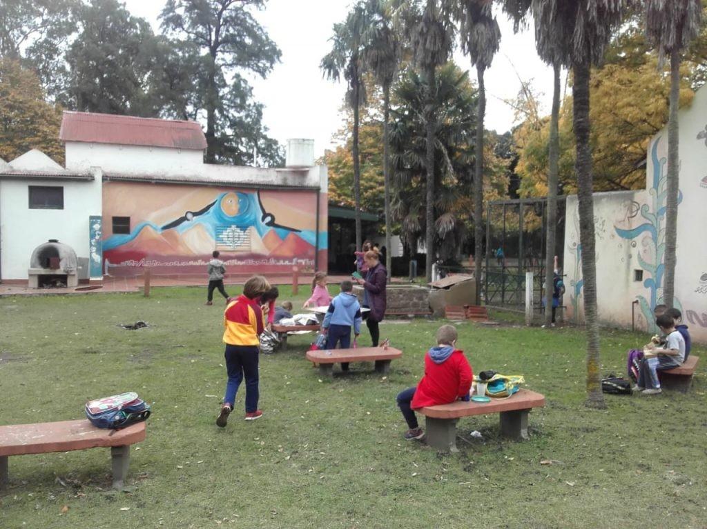 Educación ambiental por el arte