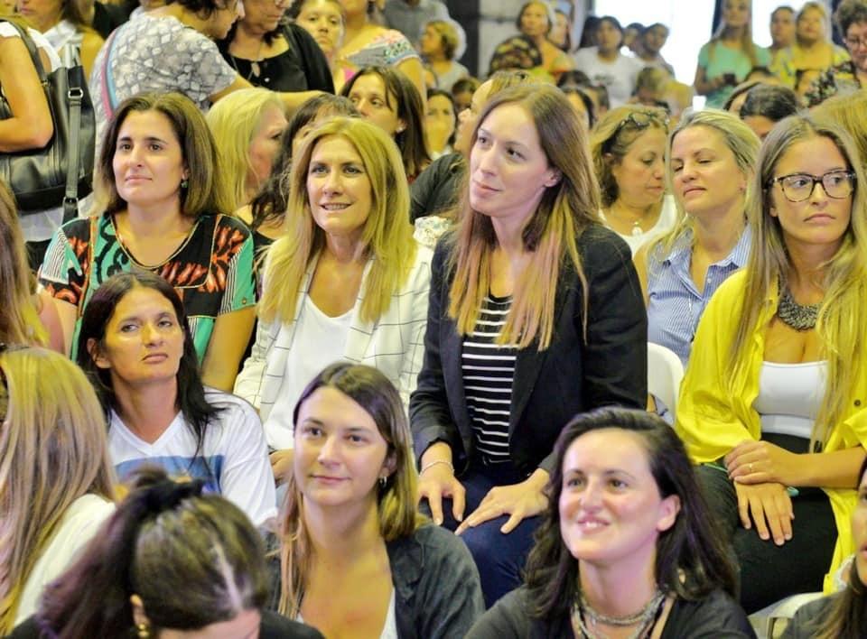 Lordén: 'La participación de las mujeres es una de las herramientas más importantes para lograr una mayor igualdad sustantiva'
