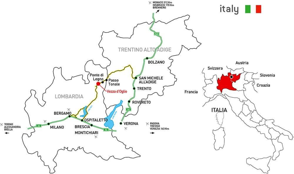 Italia: 'No hay clases desde el Carnaval'