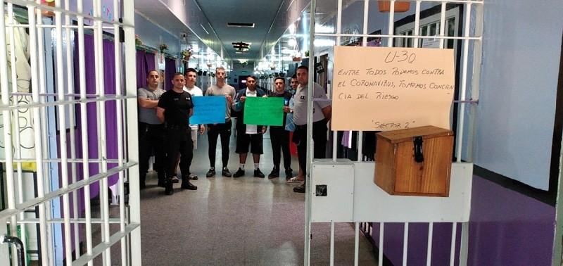 Cerca de 27.000 internos del Servicio Penitenciario Bonaerense decidieron restringir la visita de sus familiares por el Coronavirus